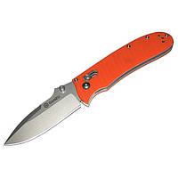 Нож складной Ganzo G704 оранжевый