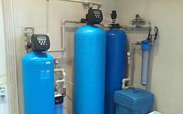 Монтаж фильтров и систем очистки воды