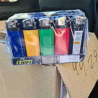Зажигалка ТМ Lion (оригинал) камешек 25шт / уп