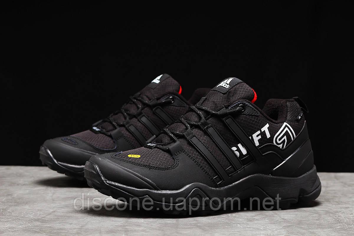 Зимние мужские кроссовки 31253 ► Adidas 465, черные ✅Скидка % [ нет в наличии ] ► (46-29,8см)
