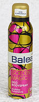 Дезодорант (спрей) Balea Deo Body Spray Golden Magic