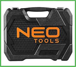 Набор инструментов NEO Tools, 82 элемента, фото 2