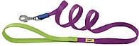 75350902 Ferplast Club Colours Поводок для собак из нейлона пурпурный, 20мм/120см