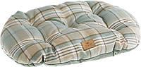 83624503 Ferplast Scott Двусторонняя подушка для собак и котов зеленая, 43х30 см
