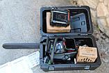 Аккумуляторная цепная пила Powerworks 82V 2000313 / Greenworks 82V GD82CS50 с АКБ 5 Ач и ЗУ, фото 3