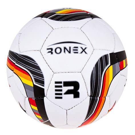 Мяч футбольный Grippy Ronex-Miter, фото 2