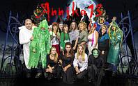 """В компании Annika13 отметили """"День всех святых"""" или проще говоря - Хелоуин"""