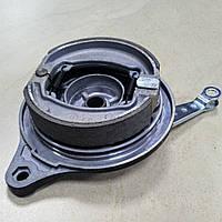 LX200GY-3 Pruss  Крышка заднего колеса с тормозными колодками, барабан D=130mm, Loncin - 290850185-0001
