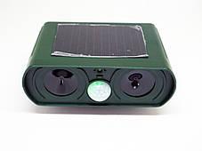 Ультразвуковой отпугиватель кротов на солнечной батарее HC-19, фото 3
