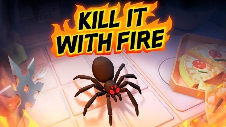 Kill it with Fire ключ активації ПК