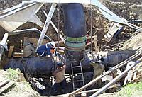 Монтаж трубопроводов большого диаметра