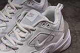 Кроссовки женские 17951, Nike Air, белые, [ 40 41 ] р. 40-25,5см., фото 6