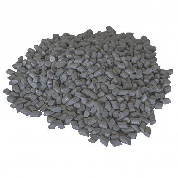 Галтовочные тела 25КГ керамический скошенный цилиндр №14 4х5 мм (RMB/D1 04/05 ZS)