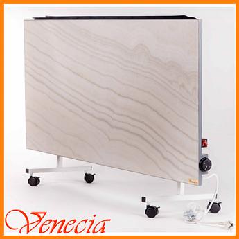 Керамічний обігрівач Venecia ПКК 1400 Вт з термостатом і ніжками біо-конвектор електричний побутовий