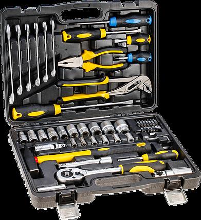 Набор инструментов TOPEX, 56 элементов, фото 2