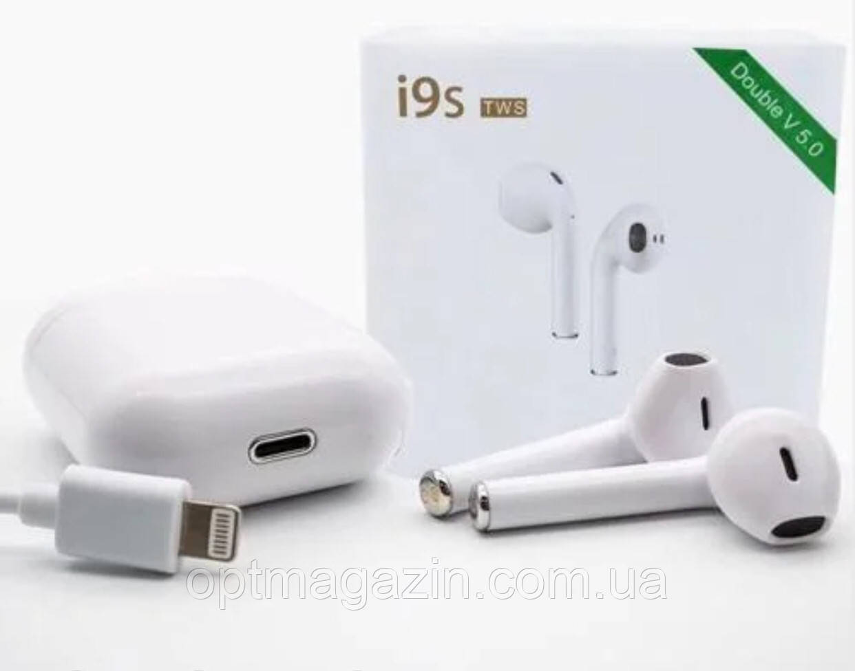 Бездротові Bluetooth-Навушники Hbq Ifans I9S