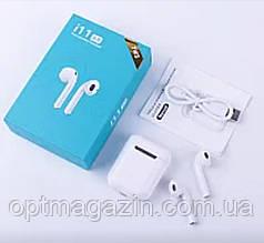 Бездротові Навушники HBQ i11 TWS Сенсорні Stereo Bluetooth V5.0