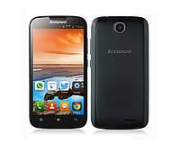 "Смартфон Lenovo A560 2sim, 3G, экран 5"" IPS, 4 ядра 1.2 ГГц, GPS, Wi-Fi, Android 4.3, 4Гб, 2Мп, FM, 2000 мАч"