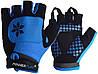 Велорукавички PowerPlay 5284 D Блакитні S