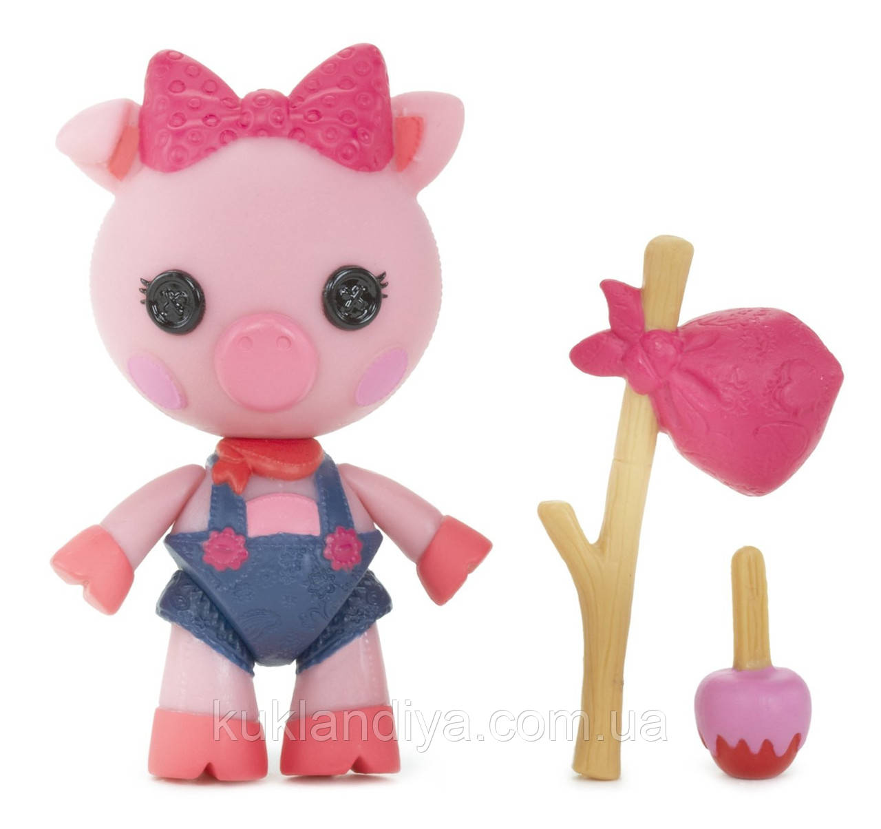 Lalaloopsy Mini Pet Поросенок