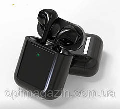 Сенсорные беспроводные Bluetooth наушники i20 XS Original Black