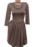 Красивое женское платье с колье (40-44), фото 1