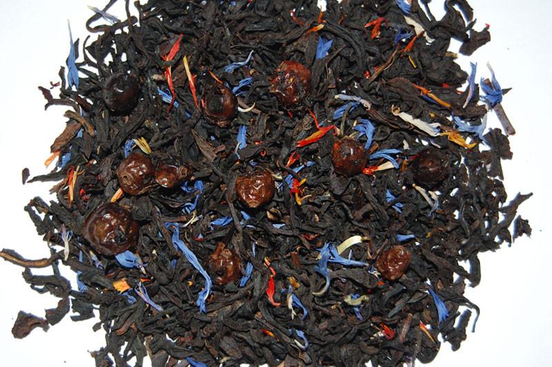 Чай черный ароматизированный Мистер Х