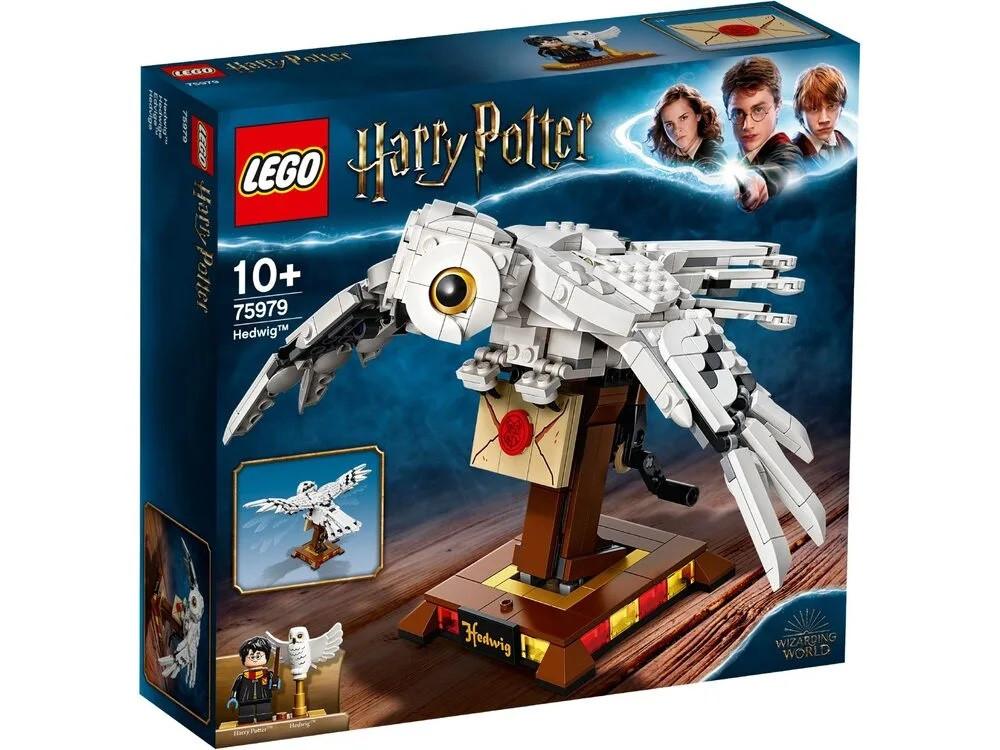 Lego Harry Potter - Хедвіга (Букля/Hedwig, 630 дет), 10+ (75979)