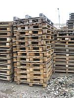 Поддоны деревянные 1000*1200 мм , 2сорт