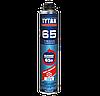 Зимняя монтажная пена (-20 С) Tytan Professional O2 65