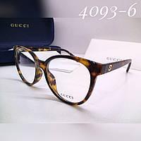 Шикарная женская оправа для очков Gucci