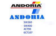 Ремонт двигателя Андория Andoria SW260, SW400, 4CT90, 6CT107