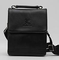 Стильная мужская сумка / барсетка через плечо и в руку Gorangd