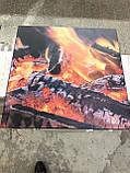 Керамический обогреватель с картинкой 525 Вт ТМ Камин, фото 8