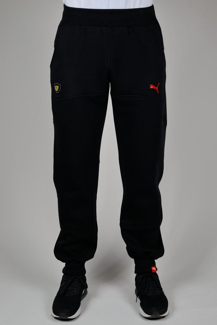 Зимние спортивные брюки Puma Ferrari (Scuderia/2017B manjet-2)