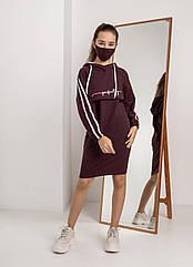 Модное стильное платье для девочек Перфект TM Madlen размеры 140