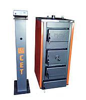 Твердотопливный котел СЕТ-40 Р
