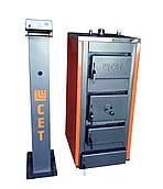 Твердотопливный котел СЕТ-20 Р