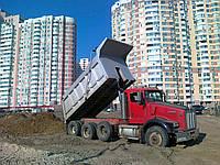 Аренда самосвала в Киеве - Грузовые автоперевозки