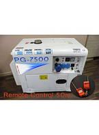 Дизельный генератор PG7500