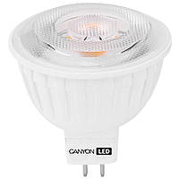 Лампа Canyon LED MR16 4,8Вт 38° 2700К 12В GU5.3