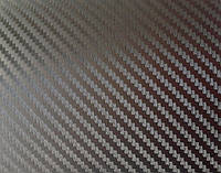 "Пленка карбон 3D ""графит"" темно-серый 100х152 см."