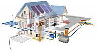 Работы по подготовке проектов внутренних инженерных систем отопления,  теплоснабжения и холодоснабжения