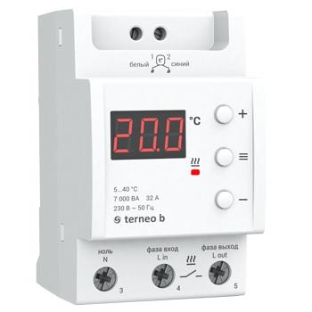 Терморегулятор terneo b32А