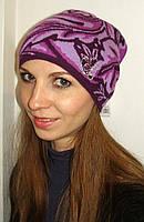 Тонкая женская шапочка, фото 1