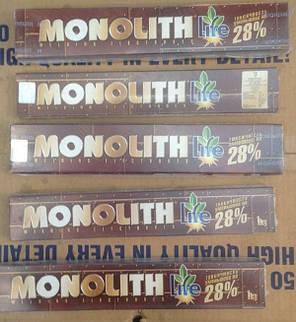 Електроди Моноліт, 4 мм 1 кг, фото 2