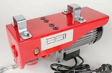 Электрическая лебедка Euro Craft  HJ202 150/300 кг