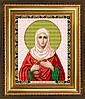 """Рисунок на ткани для вышивания бисером """"Святая Иоанна (Яна) Мироносица"""""""