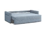 М'який ортопедичний диван ТІМ з об'ємними підлокітниками, фото 3