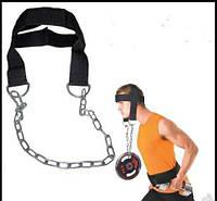 Тренажер для тренування м'язів шиї, упряж для шиї, лямки для шиї